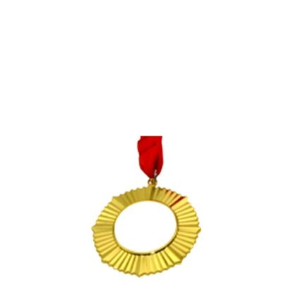 Picture of MEDAL GOLD (1-sided) diam.6.0cm