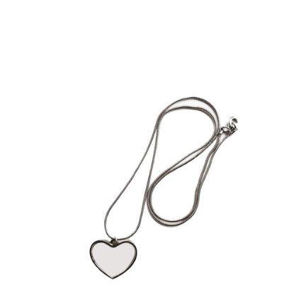 Εικόνα της NECKLACE (METAL) - HEART