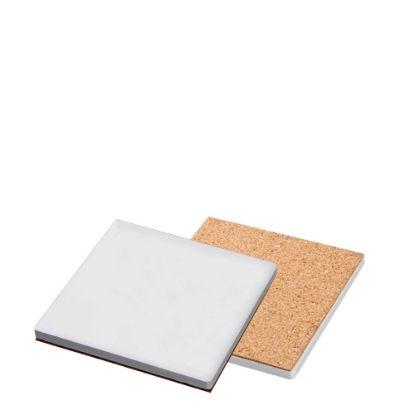Picture of COASTER (SANDSTONE+cork) SQUARE 9.0  matt