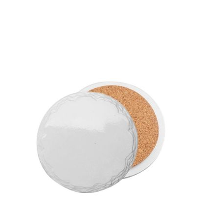 Picture of COASTER (SANDSTONE+cork) RO. WILD 10.8 gloss