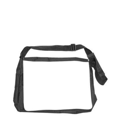 Picture of SHOULDER BAG LARGE - BLACK