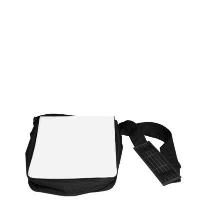 Picture of SHOULDER BAG MEDIUM - BLACK