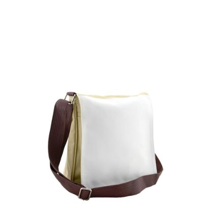 Picture of SHOULDER BAG SMALL- BEIGE
