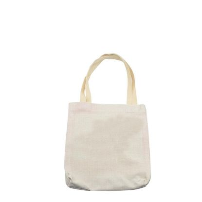 Picture of BAG - SHOPPING (LINEN) 36x39cm