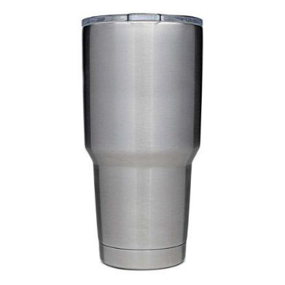 Εικόνα της Yeti 30oz - SILVER with Clear Cup