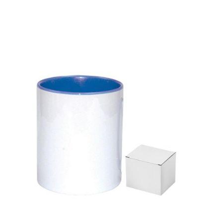 Picture of PENCIL HOLDER - CERAMIC/11oz-BLUE CAMB.(+box)