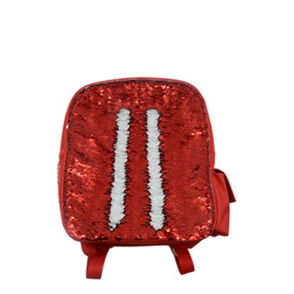 Picture of BACKBAG sequin (RED) 25.2x33.3