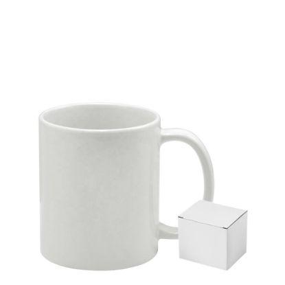 Picture of Mug White (Gloss) 11oz. Grade A with Box