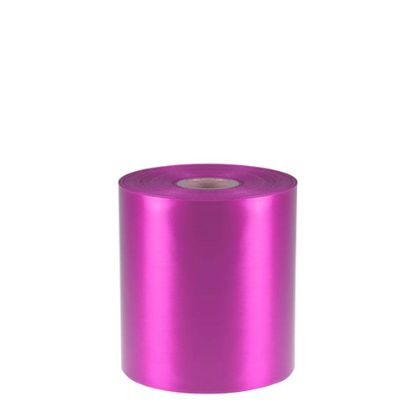 Picture of RIBBON POLYESTER (1side) Fuchsia 100x50m