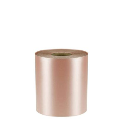 Picture of RIBBON POLYESTER (1side) Peach 100x50m