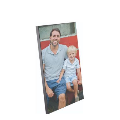 Picture of WOODEN PHOTO PA.- GLOSS WH.- 27.94x35.56