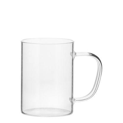 Εικόνα της Glass Mug 12oz (Clear)