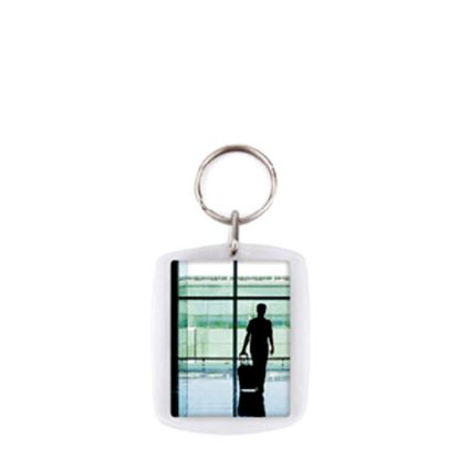 Picture of KEYRING ACRYLIC 2sided-35x45mm (pack 100)