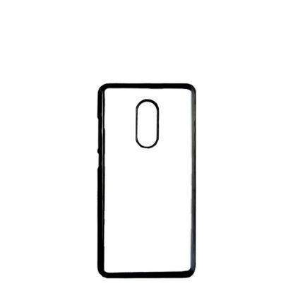 Picture of XiaoMi case (Redmi NOTE 4) PC BLACK with Alum. Insert