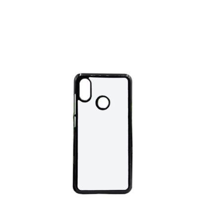 Εικόνα της XiaoMi case (Mi 8) PC BLACK with Alum. Insert