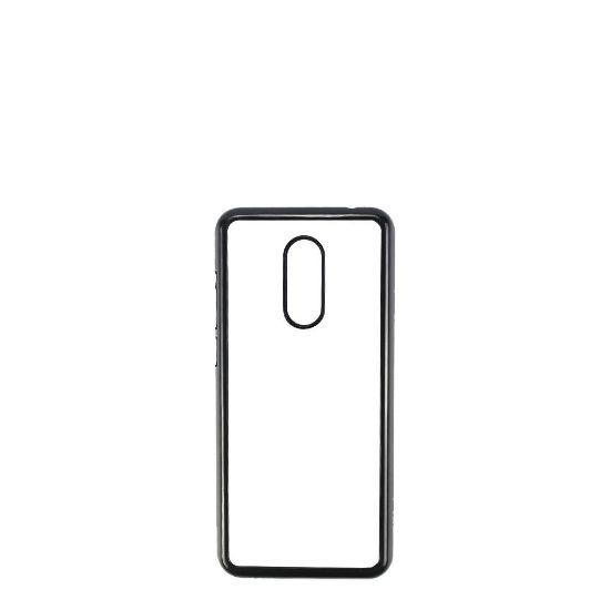 Picture of XiaoMi case (Redmi 5) FLEXI BLACK with TPU Insert