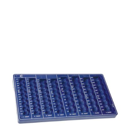 Picture of Coin Desk Tray (BLUE)