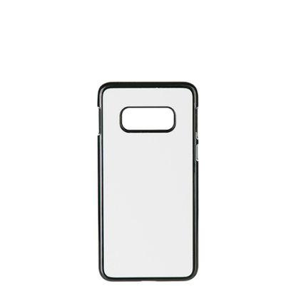 Εικόνα της GALAXY case (S10e) TPU BLACK with Alum. Insert