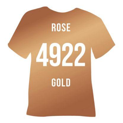 Picture of POLI-FLEX IMAGE (ROSE GOLD) 50cmx1cm