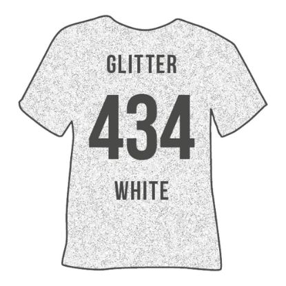 Picture of POLI-GLITTER (WHITE) 50cmx1cm
