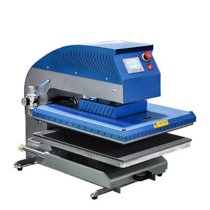 Εικόνα της Flat Heat Press 60x80cm (Slide auto)
