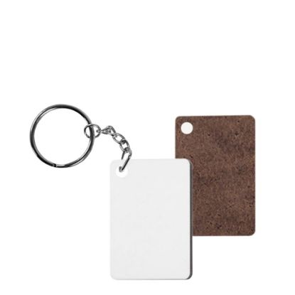 Picture of KEY-RING - HB (RECTANGLE) 1-sided