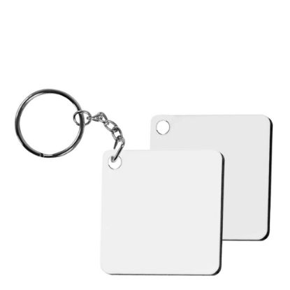 Picture of KEY-RING - HB (SQUARE) 2-sided