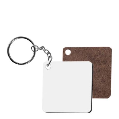 Picture of KEY-RING - HB (SQUARE) 1-sided