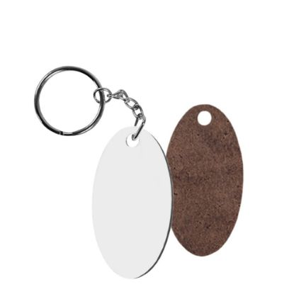 Picture of KEY-RING - HB (OVAL) 1-sided