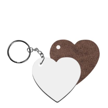Picture of KEY-RING - HB (HEART) 1-sided