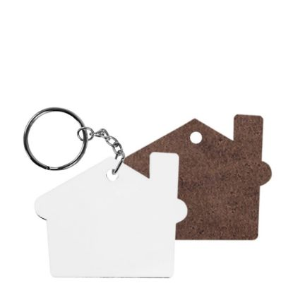Picture of KEY-RING - HB (HOUSE) 1-sided