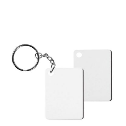 Picture of KEY-RING - HB (RECTANGLE) 2-sided