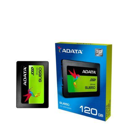 Picture of SSD ADATA (SU650) SATA III - 560/450 - 120GB