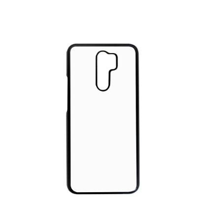 Picture of XiaoMi case (Redmi NOTE 9) TPU BLACK with Alum. Insert