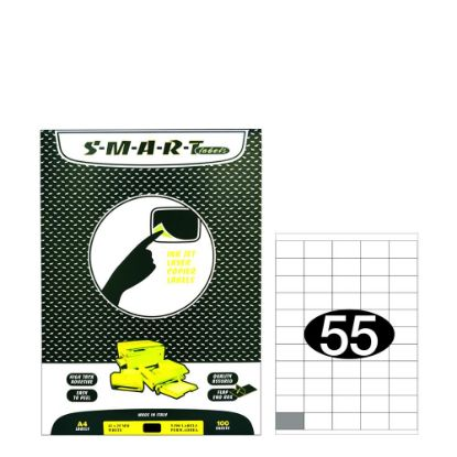 Picture of Smart Labels (42x25) 55 labels White/100sh