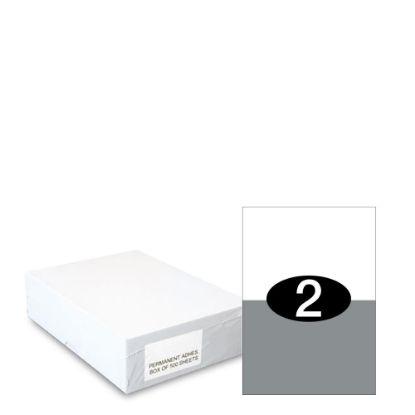 Εικόνα της Smart Labels (210x148) 2 labels White/500sh