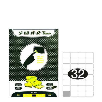 Picture of Smart Labels (47x35) 32 labels White/100sh