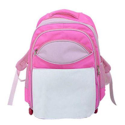 Picture of KIDS BACKPACK - PINK (68x45x43cm)