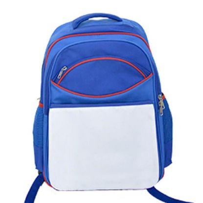 Picture of KIDS BACKPACK - BLUE (68x45x43cm)