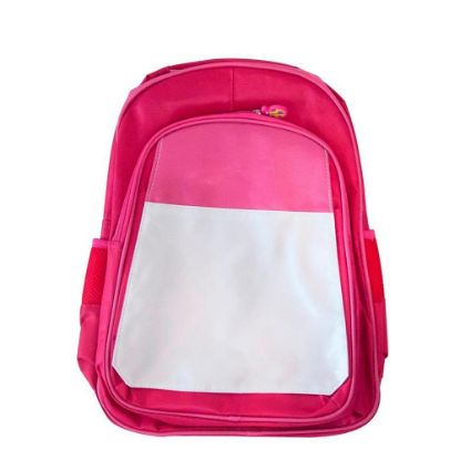 Picture of KIDS BACKPACK (PINK pink) 41x30x15cm