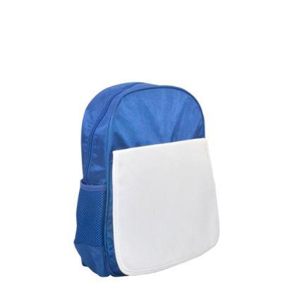 Picture of Kids School Bag (BLUE) 33x30x10cm