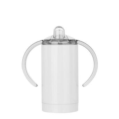 Εικόνα της SIPPY CUP INSULATED (Straight) with Spout - 300ml WHITE