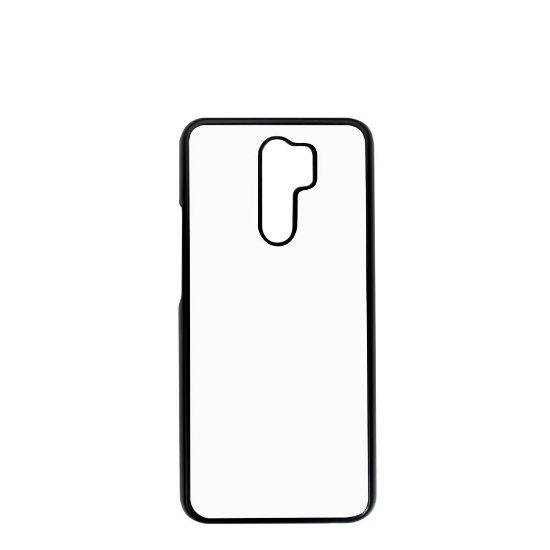 Εικόνα της XiaoMi case (Redmi NOTE 9) TPU BLACK with Alum. Insert