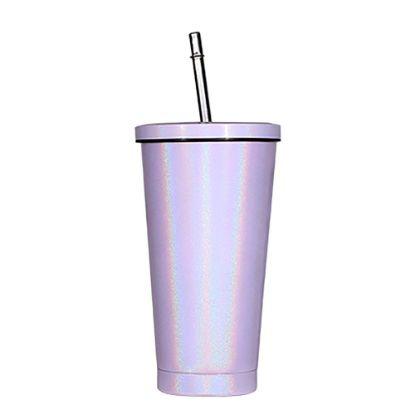Εικόνα της STARBUCKS CUP - D.WALL 16 oz. PURPLE Rainbow Sparkle