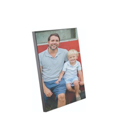 Picture of WOODEN PHOTO PA.- GLOSS WH.- 24x36