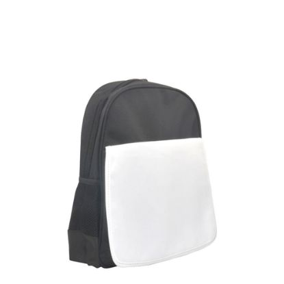 Picture of Kids School Bag (BLACK) 33x30x10cm