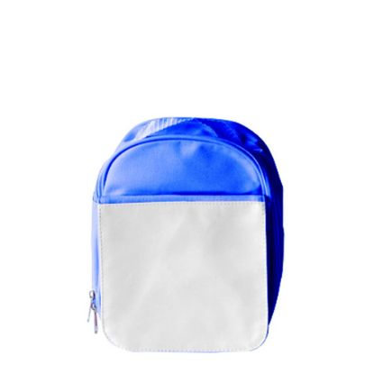Picture of KIDS - SCHOOL BAG - BLUE small