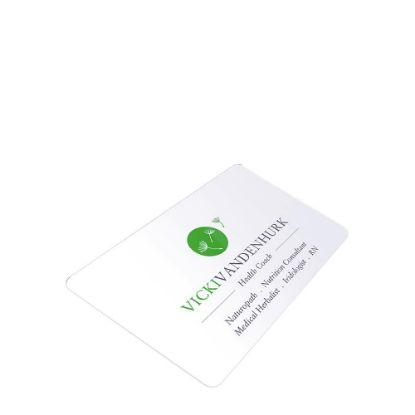 Εικόνα της Business Cards 2sided (Plastic Thin gloss) 8.5x5.4 cm