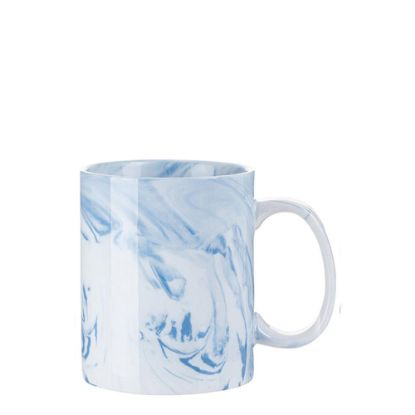 Picture of MUG 11oz (MARBLE Texture) Blue