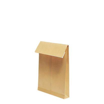 Εικόνα της Pocket Envelopes Kraft 120gr. (229x324mm) side gusset 3cm